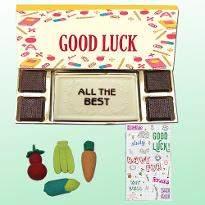 Good Luck White Chocolate Bar