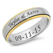 Perfect Personalised Ring