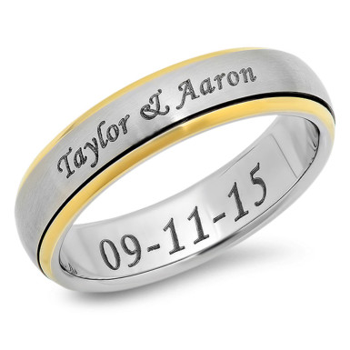 Buy Perfect Personalised Ring