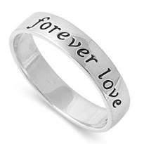 Personalised Love Ring
