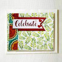 Celebrations Greeting Card