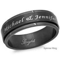Personalised Fashion Ring