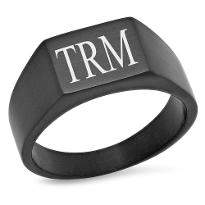 TRM Engraved Ring
