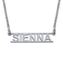 Remarkable Platinum Plated Pendant