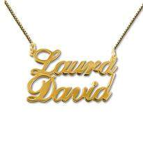 Lovely Gold Plated Pendant