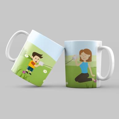 Buy Best Mug for Mom and Kid