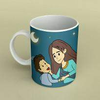 Lovely Mom Mug