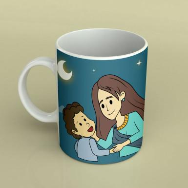 Buy Lovely Mom Mug
