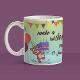 Buy Birthday Wishes Mug