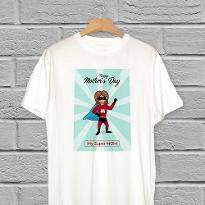 Super Mom T Shirt