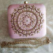 Cute Handwork Clutch