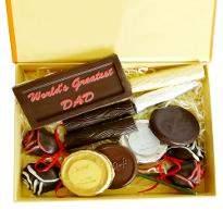 Best Dad Chocolate