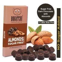 Sugar Free Almond Bites