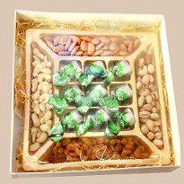 Dry Fruit and Chocolate Box