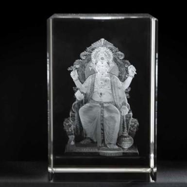 Buy Lord Ganesha Crystal Item