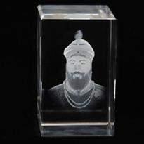 Laser engraved Crystal Item
