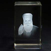 3d Religious Crystal Item