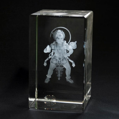 Buy Lord Hanuman Crystal Item