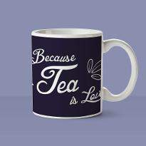 Mug for Tea Lover
