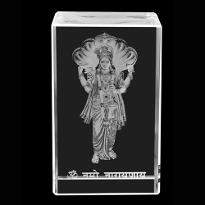 Lord Narayan Crystal Item