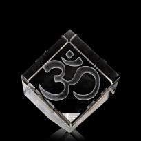 Om Symbol Crystal Item