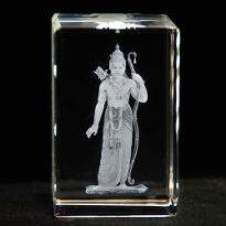 Lord Rama Crystal Item
