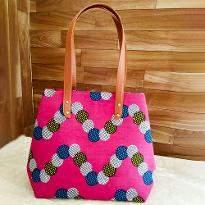 Designer Polka Dot Designer Handbag