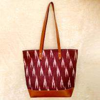 Motif Design Tote Bag