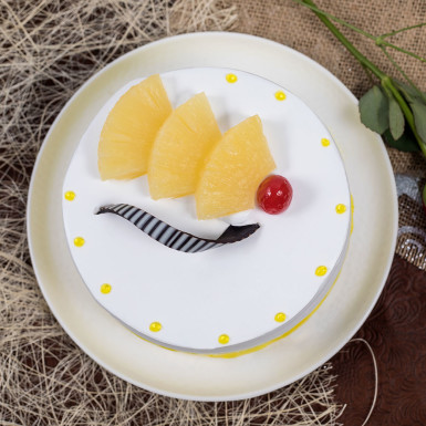 Buy Yummy Pineapple Cake
