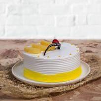 Yummy Pineapple Cake
