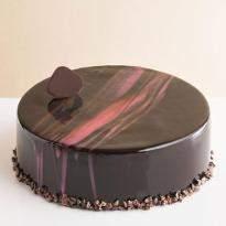 Yummy Truffle Cake