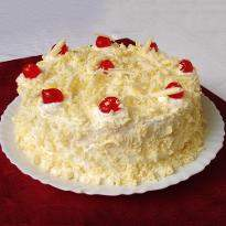 Royal White Forest Cake
