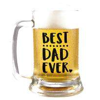 Best Dad Ever Beer Mug