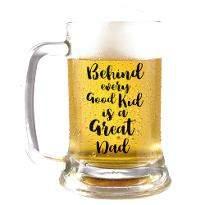 Great Dad Beer Mug