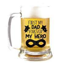 My Hero Beer Mug