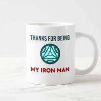 Iron Man Dad Mug