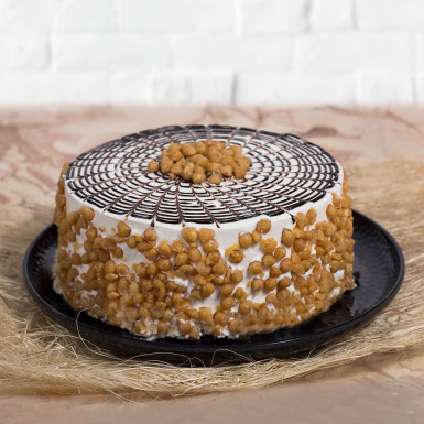 Buy Delicious Butterscotch Cake