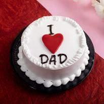 Dad Love Cake