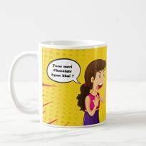 Funny Sister Mug