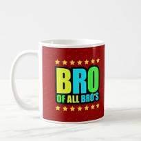 Super Bro Mug
