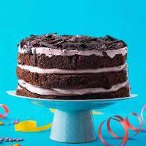 Mushy Choco Love Cake