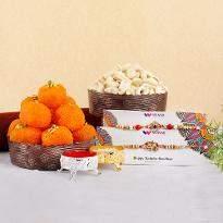 Healthy Delight for Raksha Bandhan