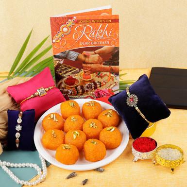Buy Healthy Rakhi Treat