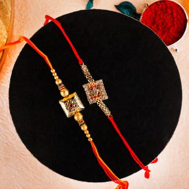 Buy Simple Yet Elegant Rakhi
