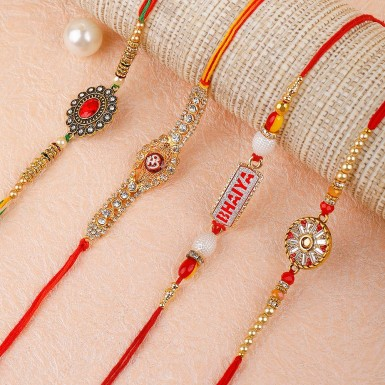 Buy An Attractive Rakhi set