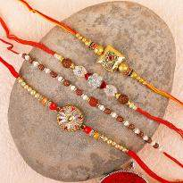 Rakhi Set for Your Brothers