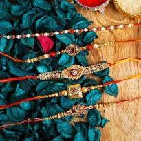Magnificent Rakhi Set