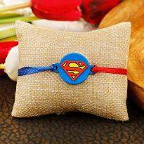 Superman Rakhi for your Super Brother