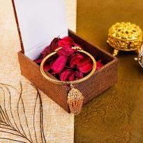 Bracelet Rakhi for Bhabhi