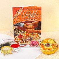 Good Luck Rakhi Hamper